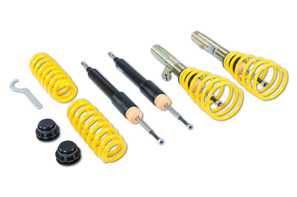 Many people always forget that our ST X coilovers are manufactured at KW automotive in Fichtenberg (Germany).