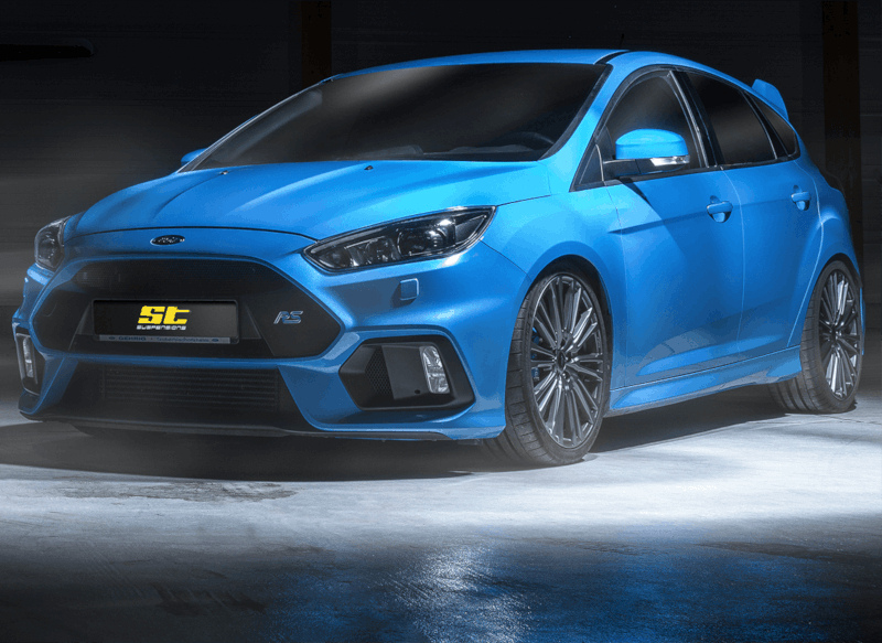 Ford Focus RS Banner